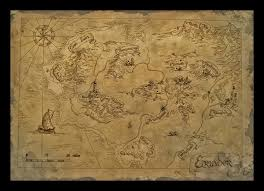 Shannara Map Bilbo U0027s Map Of Eriador 2 By Amegusa On Deviantart