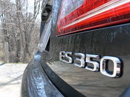 lexus es 350 brakes weekends lexus es 350 is a rhapsody in grey exhausted ca