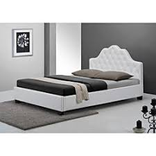 Full Size White Headboards by Cassidy White King Size Bed Overstock Com