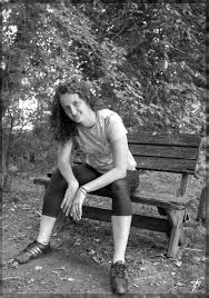Bench Photography Free Images Person Black And White People Woman Bench