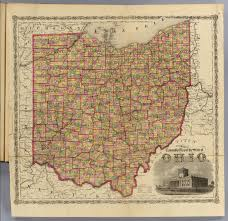 Columbus Ohio Map by Ohio David Rumsey Historical Map Collection