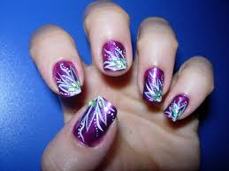 purple nail designs and nail art page 3 of 4 nail designs for you