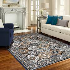 Craftsman Carpet The Levant Sapphire Rug From Karastan U0027s Spice Market Collection A