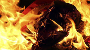 Flag Burning Legal Is It Illegal To Burn The American Flag Reference Com