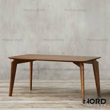 solid walnut dining table tahiti solid american walnut dining table
