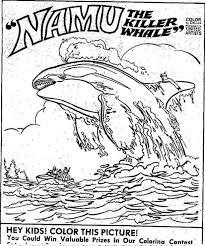 whale coloring pages octonauts shark preschool