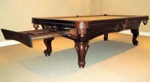 triumph sports pool table princeton pool tables triumph sports phoenix 7 pool table with