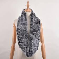 pink rabbit fur scarf online pink rabbit fur scarf for sale