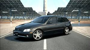 lexus wagon is300 gran turismo 6 présentation et test de la lexus is300 sportcross