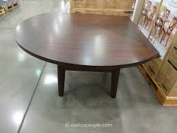 round drop leaf table and 4 chairs round drop leaf dining table attractive regal living beckett with