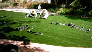 artificial turf installation putting green u0026 backyard san