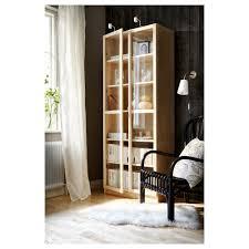 Ikea Billy Bookcase White by Billy Oxberg Bookcase White 80x202x30 Cm Ikea