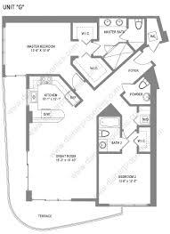 the bridgewater north bay village condo floor plans