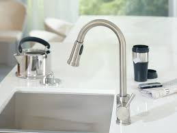 Moen Single Handle Kitchen Faucets Kitchen Moen Single Handle Kitchen Faucet And 23 Moen Single