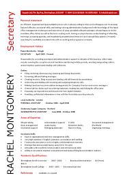 Resume For Secretary Job by Job Resume 54 Secretary Resume Fresh Template Administrative