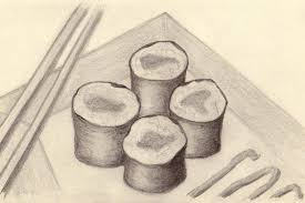 sushi life people drawings pictures drawings ideas for kids