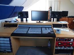 home recording studio desk recording studio furniture idea outstanding the most recording
