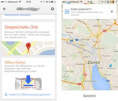Offline Google Maps Google Maps Offline Karten Für Ios Pctipp Ch