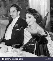 Princess Margaret And Billy Wallace Stock Photo Royalty Free