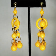 1970s earrings 3534 best things i think r shagadelic 50 s 60 s 70 s images on