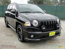 jeep compass 2008 for sale 2008 jeep compass rallye in brilliant black pearl 693070