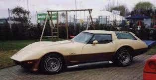 1953 corvette wagon 1974 corvette station wagon corvette gallery