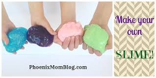 fun summer science project for kids homemade slime