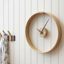idyllic steam bent wooden clock clocks large wall clocks to