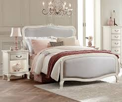 White Full Size Bedroom Furniture Kensington Silver Finish Katherine Full Size Upholstered Bed 30025