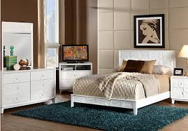 white bedroom furniture king
