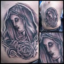imagenes tatuajes de la virgen maria la virgen maria el tattoo de hoy ta2 tinta tattoo t flickr