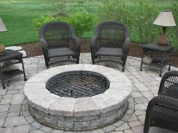Firepit Kit Pit Kit Patio Traditional With Pit Pit