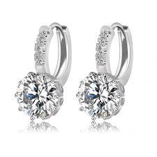 earrings for sale 2015 new hoop earrings big sale 90 real platinum plate micro