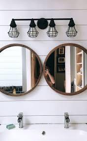 Mirror With Lights Around It Top 25 Best Circle Mirrors Ideas On Pinterest Large Hallway