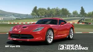 Dodge Viper Gts Top Speed - srt viper gts real racing 3 wiki fandom powered by wikia