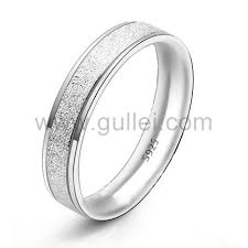 Sterling Silver Engravable Jewelry Sterling Silver Eternity Ring For Men Or Women With Custom Names