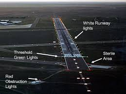 model airport runway lights runway taxiway markings ppt video online download
