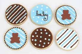 baby shower cookies baby shower treats glorious treats