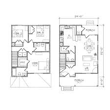 Fisher House Fisher Ii Turn Of The Century Floor Plan Tightlines Designs