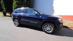jeep cherokee blue 2015 jeep grand cherokee overland blue fc608432 redmond