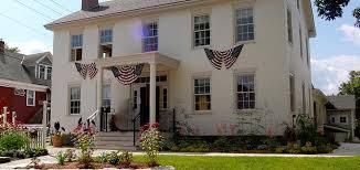 Vermont House The Butler House Stowe Vermont Inn And Mi Casa Kitchen U0026 Bar