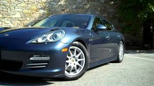 porsche panamera dark blue 2011 panamera 4s 3 400 miles new country porsche youtube