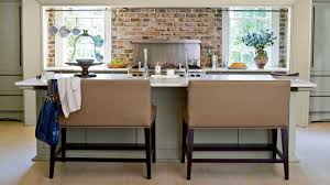 Modern Kitchen Living Kitchen Design by Modern Colonial Kitchen Design Ideas Southern Living