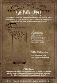 cocktail recipe cards 91 days u2013 prohibition cocktail u0026 mocktail recipes funimation blog