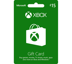 xbox live gift cards buy microsoft xbox live gift card 15 free delivery currys