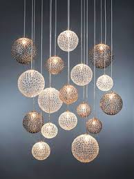 Lighting And Chandeliers Winsome Modern Chandelier Lighting Balls Crystal White Gold Color