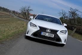 lexus rc 200t cena lexus rc 200t f sport učesaný excentrik test auto4drive cz