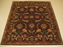 Chocolate Brown Area Rugs 8 X 10 9 X 12 10 X 14 Knotted Wool Area Rugs