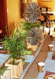 interior design cool safari themed party decorations best home
