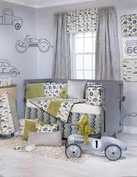 Baby Boy Bedding Crib Sets Baby Nursery Casual Unisex Baby Nursery Room Decoration Using